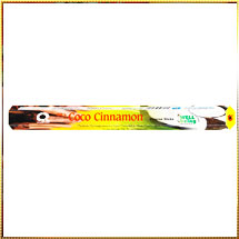Coco Cinnamon Incense Sticks