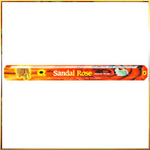 Sandal Rose Incense Sticks